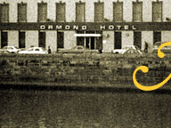 The Ormond Hotel in Dublin, 1982